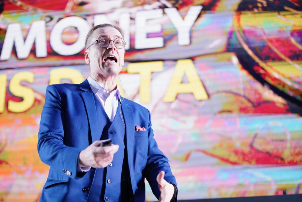 Mikko Hyponnen, experto en ciberseguridad