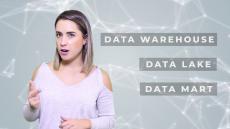 Data lake, warehouse, mart